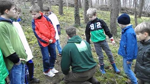 Scout Junior Schnupperkurs – die coolen Naturschutzjungs des VfR Fischenich