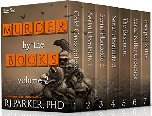 Murder By The Books Vol 2 - 7 in 1 Boxed Set of True Crime Books just $4.75