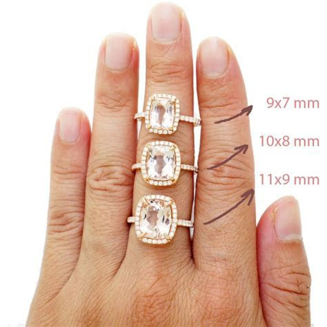 Do you have a big ring and small fingers? Let me see it!