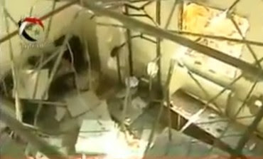 Syrian site reportedly bombed by IAF.