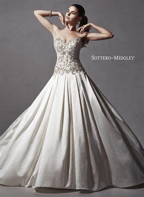 Maggie Sottero Wedding Dresses   Swarovski crystal beads