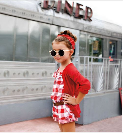 Promise you that someday this will be my child. Little diva
