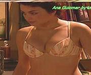 Ana Guiomar sensual lingerie tempo viver