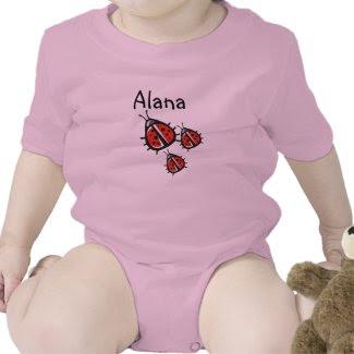 Customized Three Little Ladybug Shirt shirt
