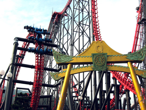 7 Top-Rated Places to Attend Theme Parks