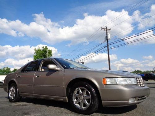 Find used 2002 Cadillac Seville SLS in 5010 W Market St ...