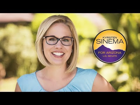 By now Arizonans interested in the 2018 election have learned of Kyrsten Sinema's intentions