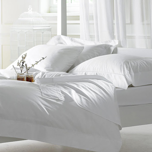 Feather Up Your Bed with Falucca Fine Linen - SA Décor & Design
