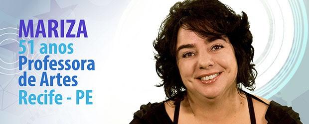 Mariza (Foto: BBB/Gshow)