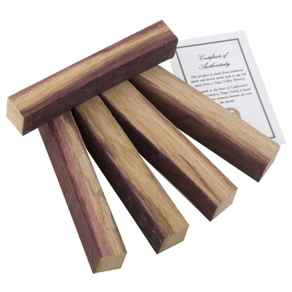 Napa Valley Wine Barrel Pen Blanks Wcertificate Woodturningz