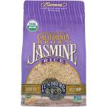 Lundberg Family Farms Brown Jasmine Rice - 2 Lb - PACK OF 12