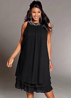 Plus size clothing evening dresses