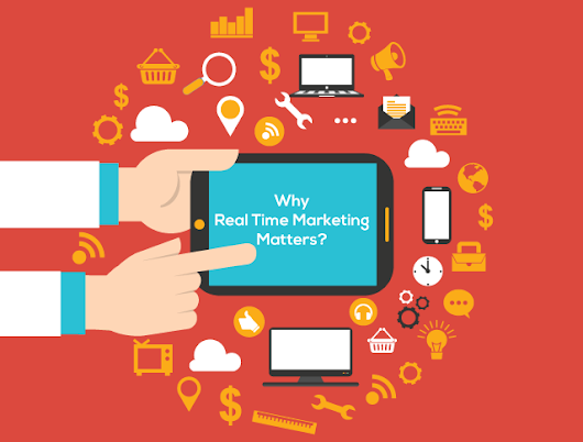 Why Real Time Marketing Matters?