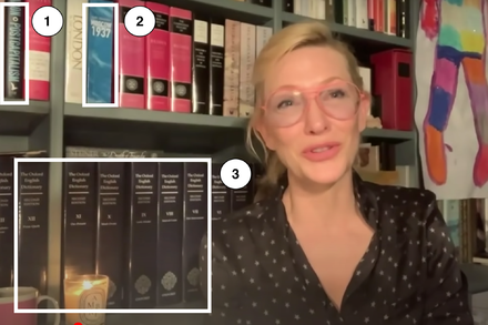 TREND ESSENCE:What Do Famous People's Bookshelves Reveal?