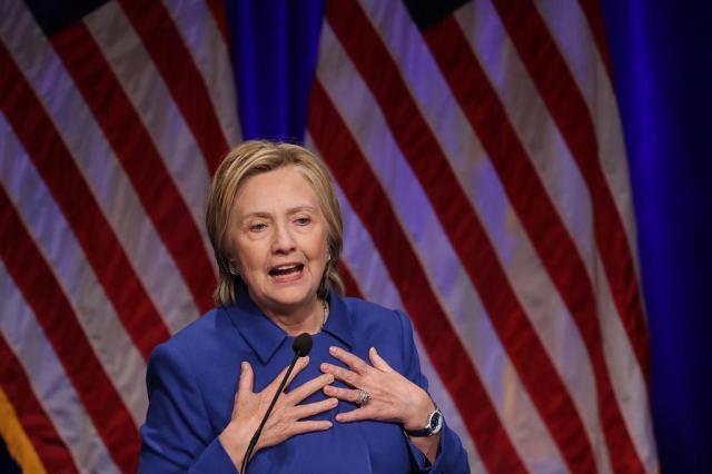 Campanha de Hillary participará da recontagem de votos Chip Somodevilla/GETTY IMAGES NORTH AMERICA/AFP