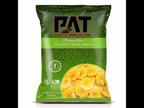 Plantain/Banana Chips - The Most Affordable Solution to Manufacture in Africa