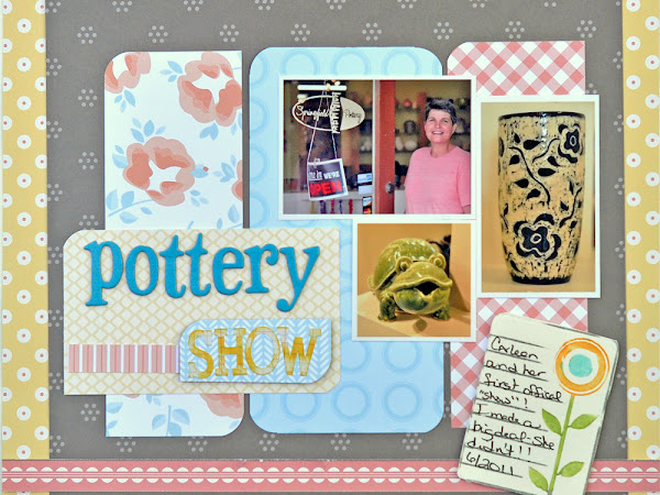 Pottery Show and a Giveaway!