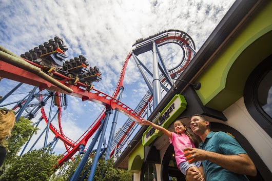 Free Admission for Veterans at Various Theme Parks - Recommend
