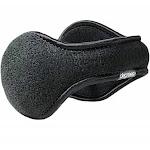 180s Commuter Warmer Earmuffs Black One Size