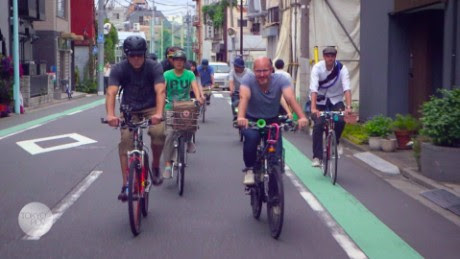 The cyclist's guide to Tokyo - CNN Video