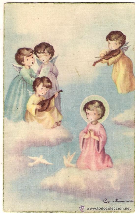 Resultado de imagen para dibujos de angeles antiguos