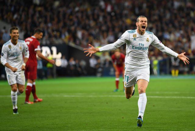 Η Ρεάλ Μαδρίτης έBALE το στέμμα για 13η φορά στην Ιστορία της   in.gr
