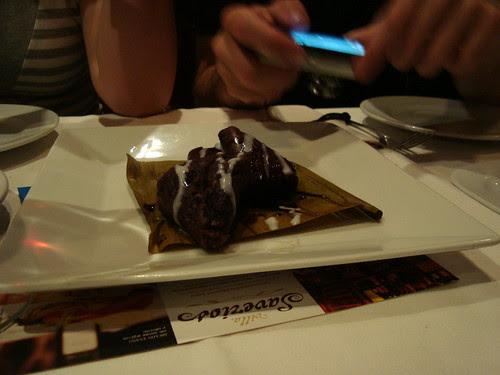 Blackberry Tamale w Crema