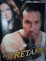 Flor de Retama poster