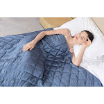 Weighted Blanket Relieve Anxiety Improve Sleeping