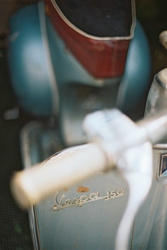Vespa 150 by vespamore photography