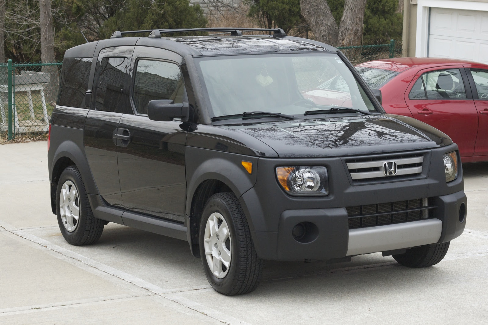 Picture of 2008 Honda Element EX 4WD, exterior