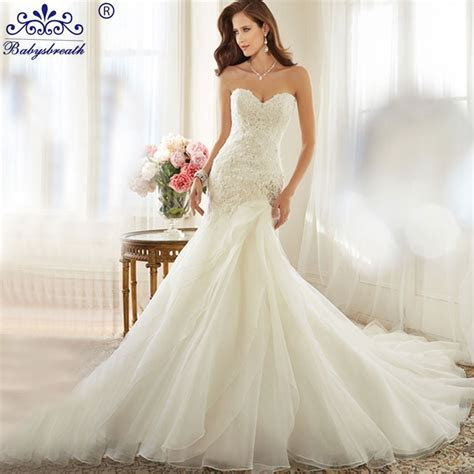 Online Get Cheap Silver Wedding Dresses  Aliexpress.com