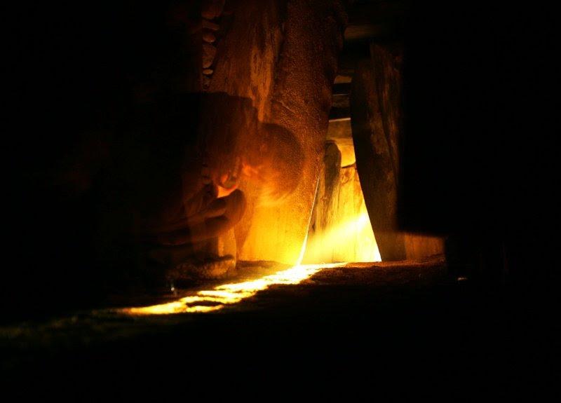 Newgrange solstício