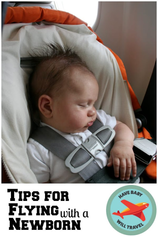Flying with Baby: Travel Tips for Flying with a Newborn