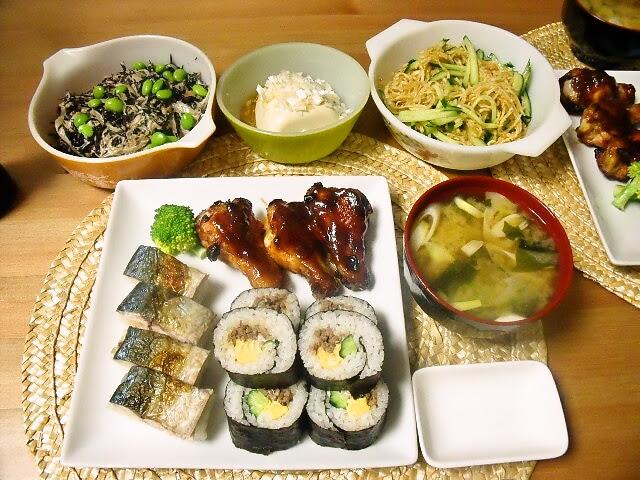 手 巻き 寿司 献立 手巻き寿司のレシピ・作り方 【簡単人気ランキング】|楽天レシピ