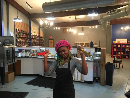 Ariell Johnson: Taking The Comic Shop World By Storm
