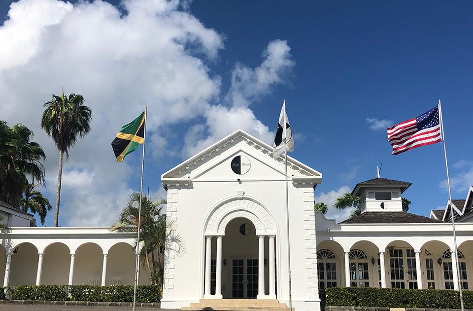 jamaica caribbean golf
