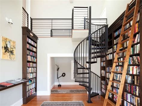interesting home library designs  modern homes