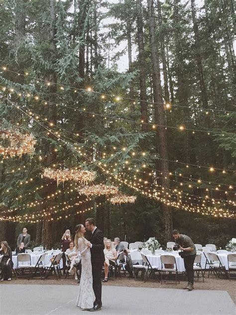 Decoração de casamento   Como usar luz de corda