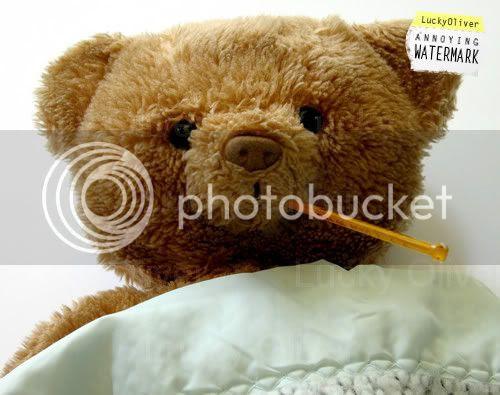 Teddybear_sick