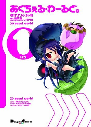 Accel World: Acchel World. [08/08] [HDL] 15MB [Sub Español] [MEGA]
