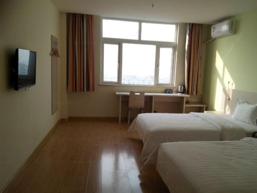 Price 7 Days Inn Laiwu Fengcheng West Street Branch