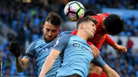 Man City: Pep Guardiola says Premier League club will try to sign central defender