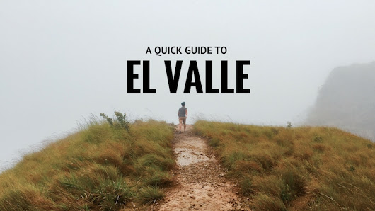 A Quick Guide To El Valle de Antón, Panama