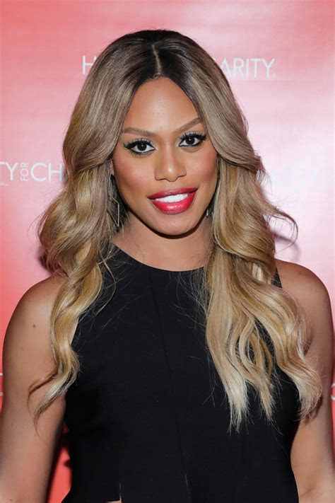 Laverne Cox in Opening Ceremony at HFC NYC   Tom   Lorenzo