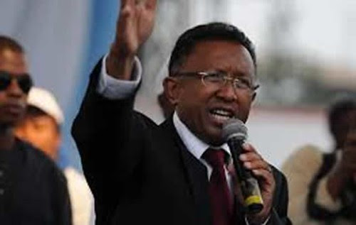 Hery Rajaonarimampianina is the new president of Madagascar. The nation has been accepted back into the African Union. by Pan-African News Wire File Photos