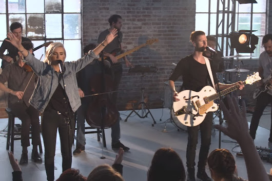 High Above – Jesus Culture | Worshipfuel
