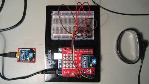 XBee Explorer and Arduino