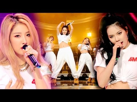 ✰VIDEO✰ 4 Minute z ''Hate'' na Inkigayo [Goodbye Stage]