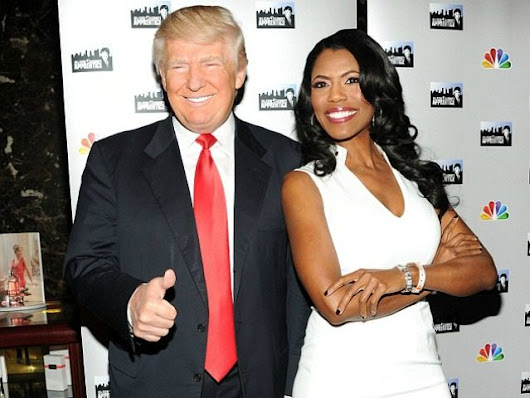 Donald Trump wishes Omarosa well after she 'resigns' from her role in the White House